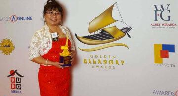 Annie Chua: Awardee