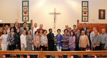 The Feast Day of San Lorenzo Ruiz de Manila