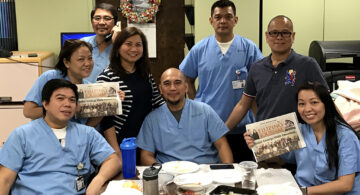 Alberta Filipino Journal finds its new sanctuary at the Misericordia Hospital