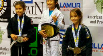 10-year-old Albertan on winning streak in Brazilian Jiu Jitsu in Canada, US