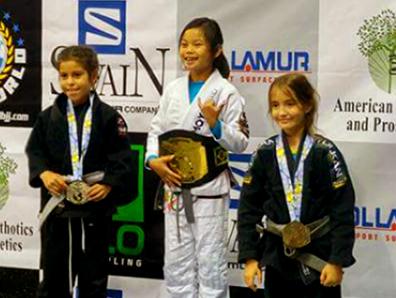 10-year-old Albertan on winning streak in Brazilian Jiu Jitsu in Canada, US