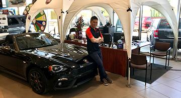 Paulo Puzon: Crosstown Motors' Asset To Push On