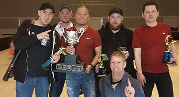 Handugan adds another billiards title with the help of his friends