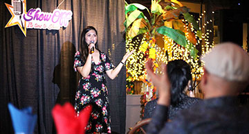 ShowOff at Palabok House on May 30 featuring Patricia Enriquez and Cheenee Morales