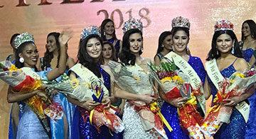Jean Nicole Pulongbarit de Jesus Crowned Miss Fire Philippines 2018