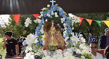 Miraculous Patron 'Santa Marta' of Pasig