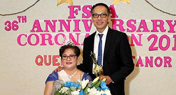 Filipino Senior Citizens of Alberta (FSCA) Crowns New Queen