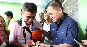 Duterte joins SAP Go in filing COC for senator