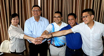 Milestone partnership between Deped, PSC