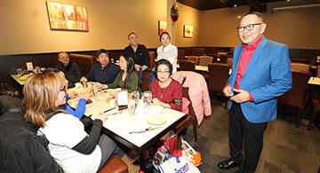 Alberta Filipino Journal's Christmas Party