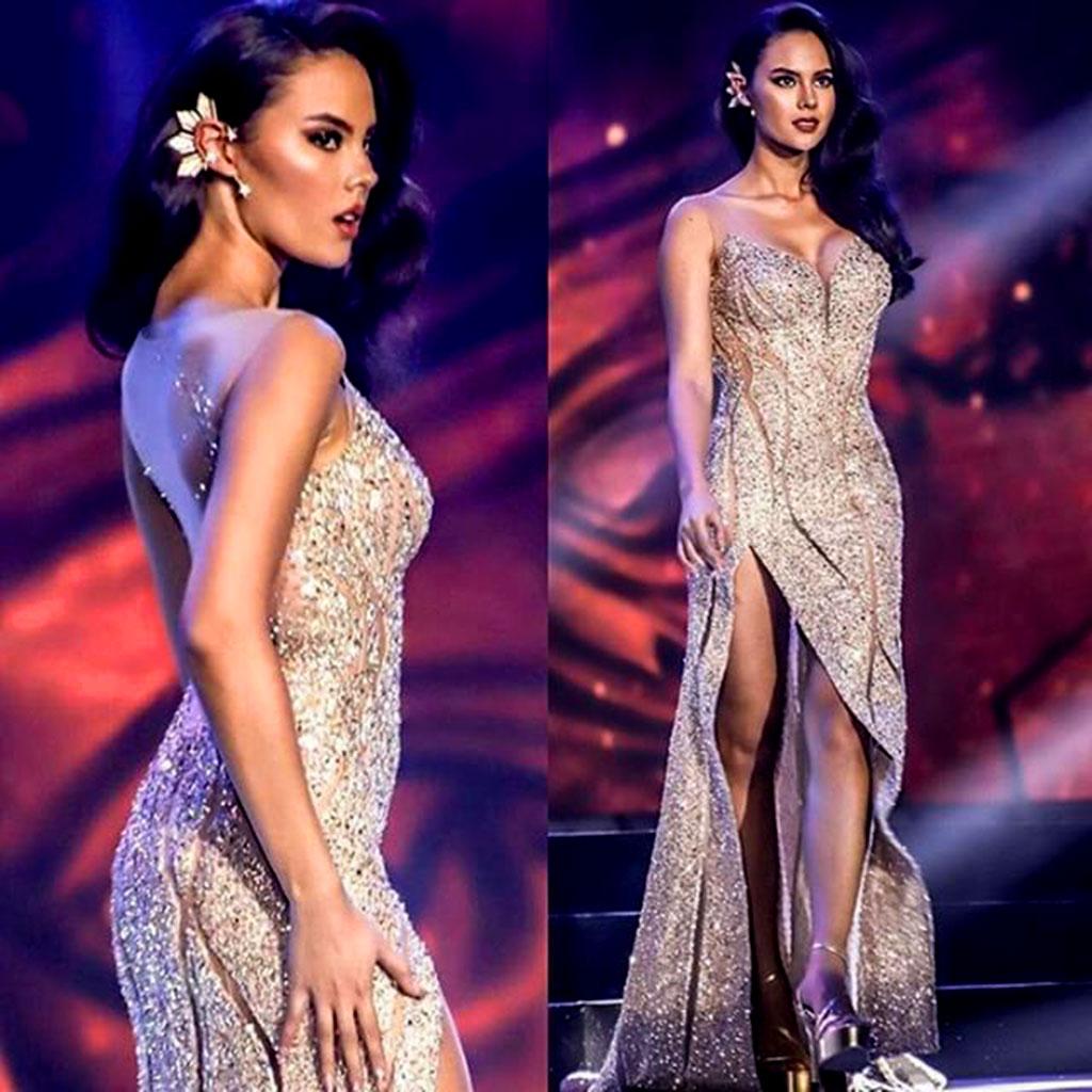 Catriona Gray is Miss Universe 2018 – Alberta Filipino Journal