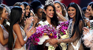 Catriona Gray is Miss Universe 2018