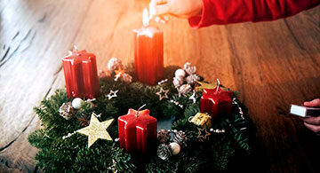 Wednesday of the First week of Advent: Year C
