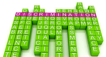 Experiences you can get from discrimination: Humbling, Mumbling,  Gambling.
