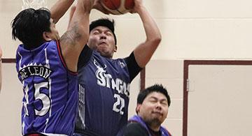 Balasta scores winning basket as Staggs stun Renerey
