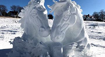 Antonio and Ross Baisas: Masters of Ice and Snow