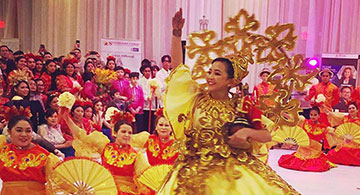 Vis-Min holds another successful Sinulog