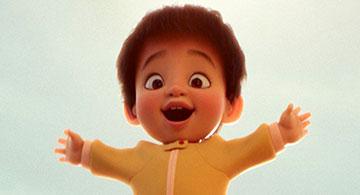 Pixar Representation!