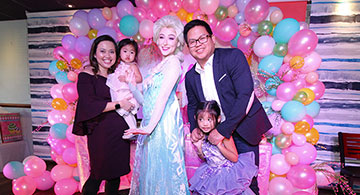 Milly Angeles turns 2!