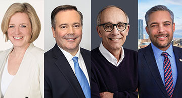 NOTLEY, KENNEY OR MANDEL? Who is the Right Premier for Alberta?