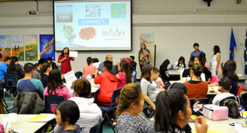 CIWA helps Pinoys integrate to Canadian society