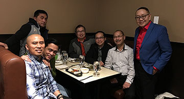 Alberta Filipino Journal Reaching-Out to the Community