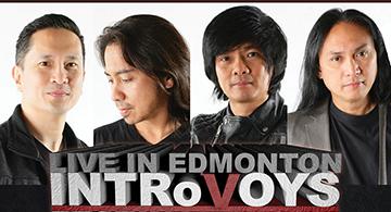 Live in Edmonton Introvoys