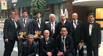 Becoming a 4th Degree Member of the Knights of Columbus
