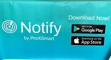 PROXSMART successfully LAUNCHES NOTIFY APP in Edmonton!