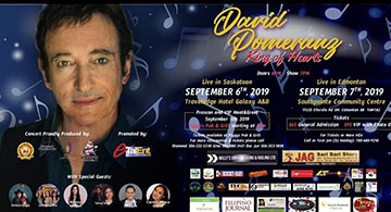 David Pomeranz King of Hearts Live in Edmonton