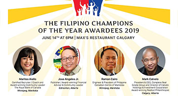 TFCC Awarded 12 National Awardees as The Filipino Champions of The Year