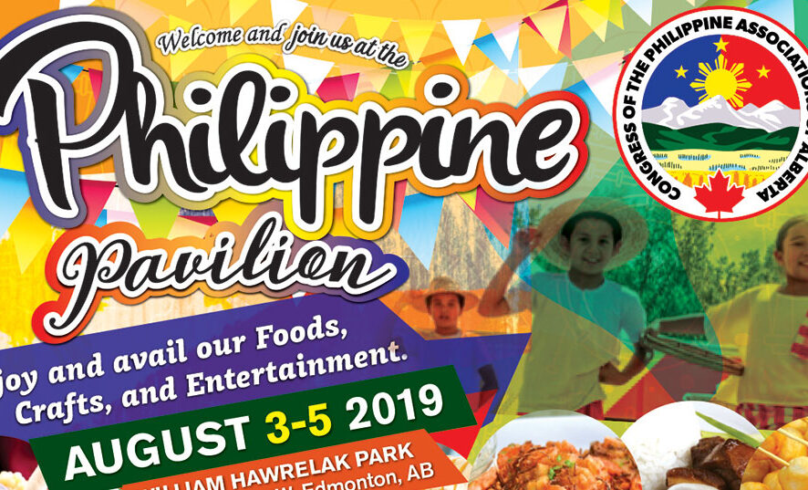 COPAA Hosting the Philippine Pavilion