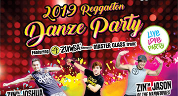 2019 Reggaeton Danze Party