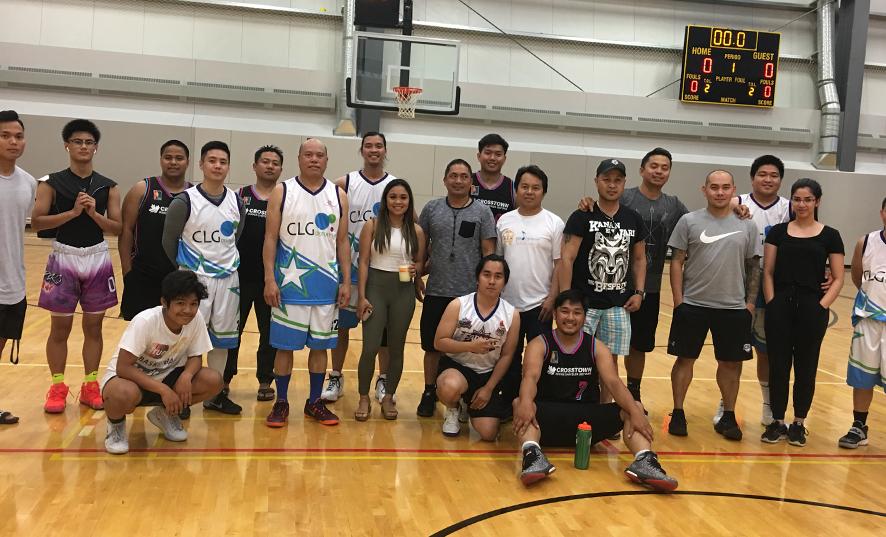 Pinoy Tambayan Basketball League