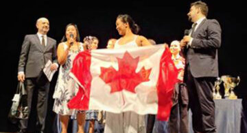 Karilagan Dance Society represents Canada at Dance Grand Prix Italia 2019