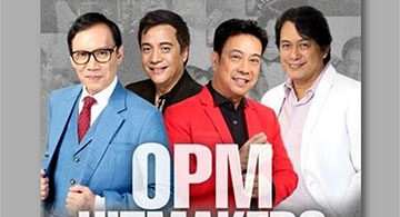 OPM Hitmakers - The Final Tour