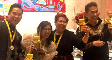 Alberta's 2019 Golden Balangay Awardees