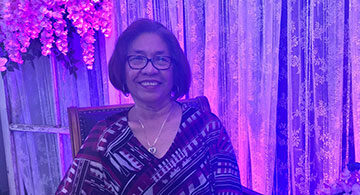 Retirement Party of Letty Tria