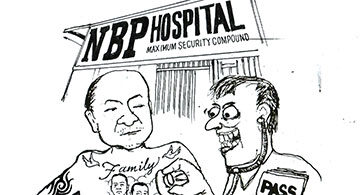 8 inmates involved in drug trades inside NBP hospital: solon
