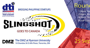 CREATE PHILIPPINES: Promoting Philippine -Canadian Partnerships in  the Audio Visual Industry