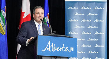 Premier Kenney town hall: Immigration strategy meeting + Meeting with Philippine Consul General in Calgary