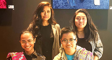 Filipino youth in Edmonton defining their identity