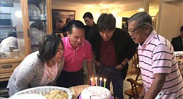 FREE-DX Members Celebrate Birthdays