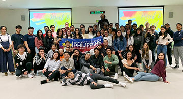 Filipino Community Continues to Grow at the University of Alberta