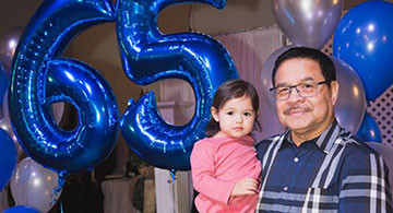 Leo de Leon Birthday & Retirement Party