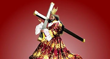 Jesus, The Black Nazarene Celebrates His 5th Year in Edmonton in 2020
