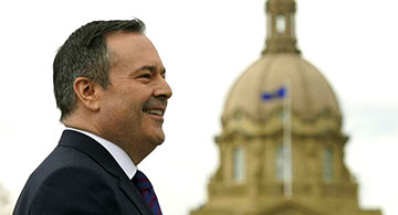 Alberta and Trudeau's minority government
