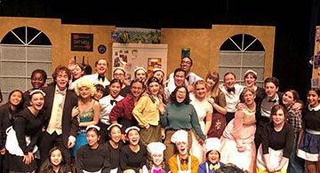 "Archbishop MacDonald Senior High School Presents the Musical Play ""The Drowsy Chaperone"""