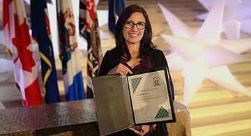 Ida Beltran-Lucila: Edmonton Citation Award for Arts and Culture Recipient