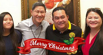 """Today's Topic: """"The Essence & The Real Meaning of Christmas: """"Jesus is The Reason for The Season"""""""